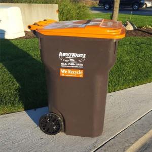 recycling cart michigan