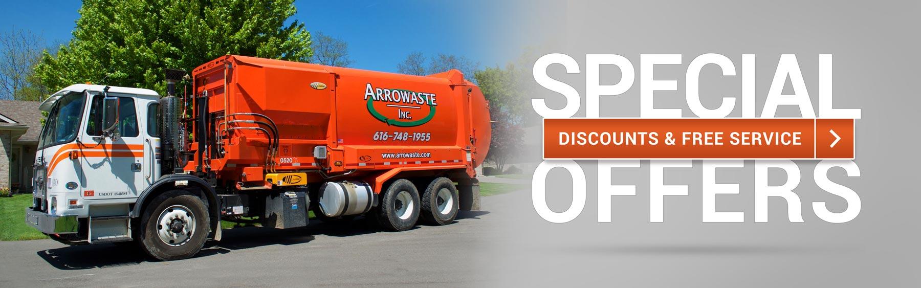 grand Rapids Garbage Deals