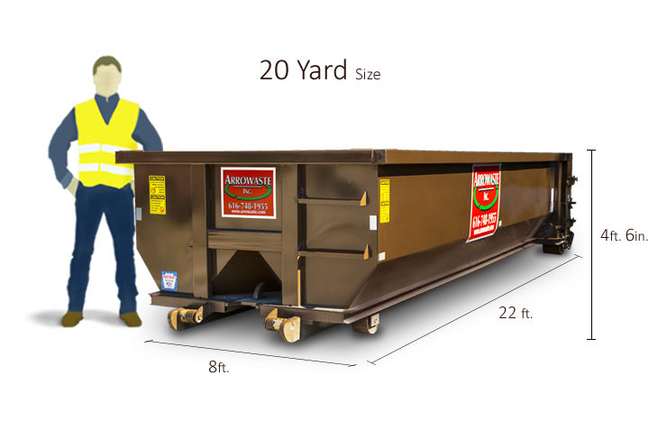 Local Dumpster Rental Companies 20 Yard Dumpster Rental